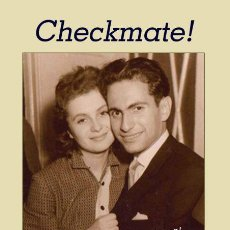 Coleccionismo deportivo: AJEDREZ. CHESS. CHECKMATE!. THE LOVE STORY OF MIKHAIL TAL AND SALLY LANDAU - SALLY LANDAU. Lote 158874446