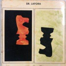 Coleccionismo deportivo: DOS CABALLOS EN COMBATE. POR DR. LAFORA. EDITOR RICARDO AGUILERA. MADRID, 1965. PAGS 206.. Lote 159342502