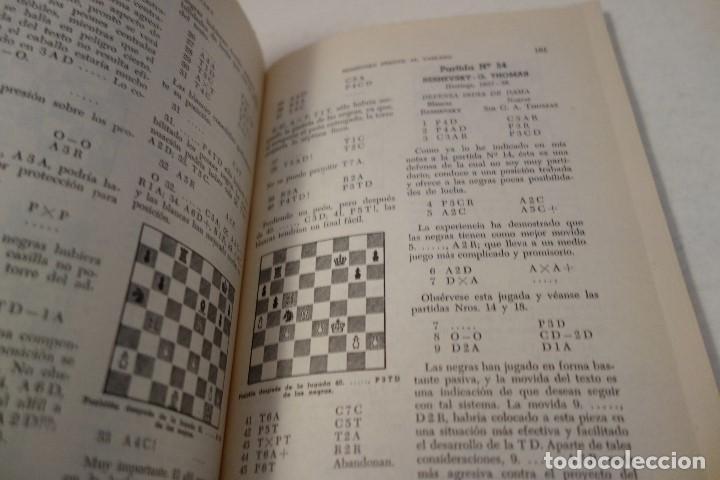 Coleccionismo deportivo: AJEDREZ.CHESS. RESHEVSKY FRENTE AL TABLERO. SAMUEL RESHEVSKY. MUY DIFÍCIL DE ENCONTRAR. - Foto 3 - 162957522