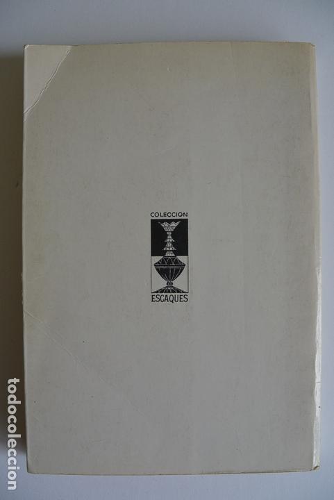 Coleccionismo deportivo: PRÁCTICA DE LAS APERTURAS EN EL AJEDREZ LUDEK PACHMAN COLECCION ESCAQUES 1981 - Foto 4 - 165201750