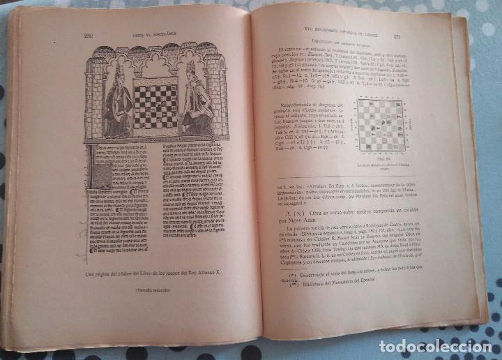 Coleccionismo deportivo: Paluzie Manual de Ajedrez Miscelanea Parte 6 - Foto 3 - 167454036