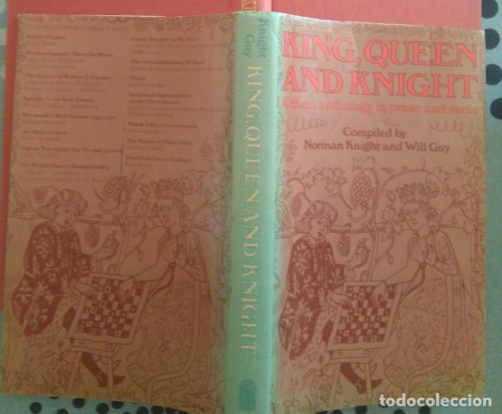 AJEDREZ KING, QUEEN, AND KNIGHT: A CHESS ANTHOLOGY IN PROSE AND VERSE (Coleccionismo Deportivo - Libros de Ajedrez)
