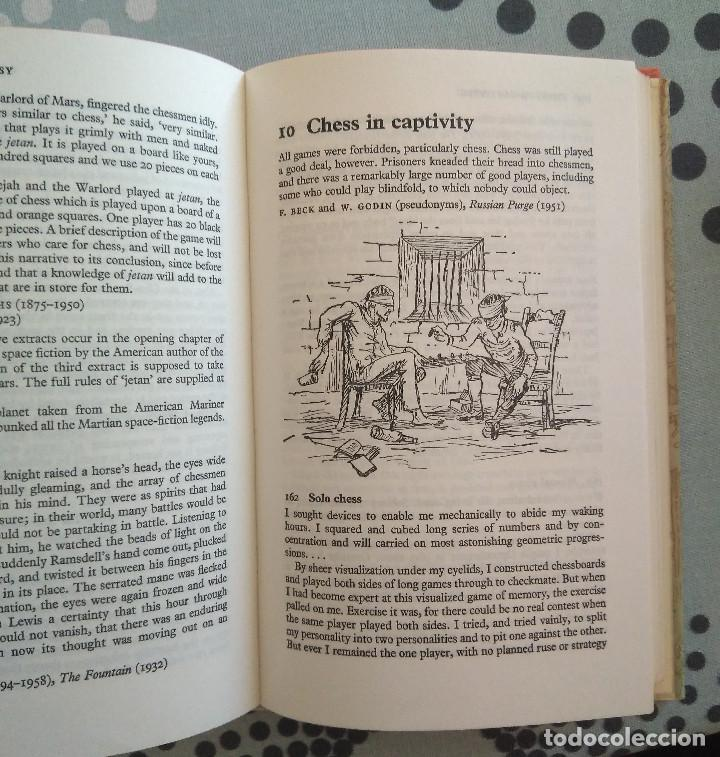 Coleccionismo deportivo: Ajedrez King, queen, and knight: A chess anthology in prose and verse - Foto 3 - 169235600