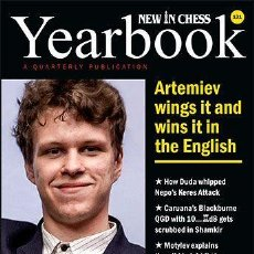 Coleccionismo deportivo: AJEDREZ. NEW IN CHESS YEARBOOK 131 - THE NIC EDITORIAL TEAM. Lote 171080792
