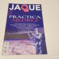 Coleccionismo deportivo: JAQUE PRACTICA AJEDREZ. NÚM 20. Lote 172312384