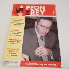 Coleccionismo deportivo: ESCACS. AJEDREZ.CHESS. REVISTA DE AJEDREZ PEON DE REY Nº 5 AÑO 2002. Lote 173590199