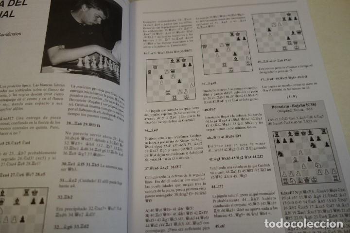 Coleccionismo deportivo: ESCACS. AJEDREZ.CHESS. REVISTA DE AJEDREZ GAMBITO Nº 50 AÑO 2001 - Foto 2 - 173590725