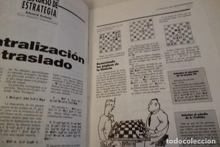 Coleccionismo deportivo: ESCACS. AJEDREZ.CHESS. REVISTA INTERNACIONAL DE AJEDREZ nº 64 Enero 1993 - Foto 4 - 173592135