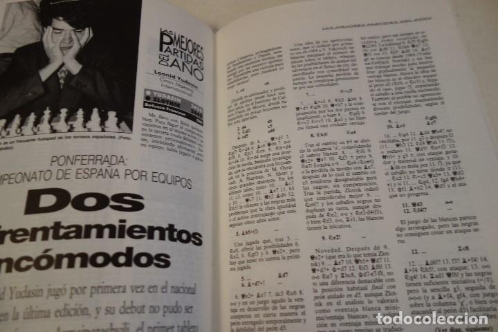 Coleccionismo deportivo: ESCACS. AJEDREZ.CHESS. REVISTA INTERNACIONAL DE AJEDREZ nº 64 Enero 1993 - Foto 5 - 173592135