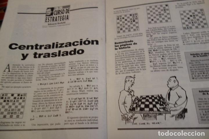 Coleccionismo deportivo: ESCACS. AJEDREZ.CHESS. REVISTA INTERNACIONAL DE AJEDREZ nº 64 Enero 1993 - Foto 6 - 173592135