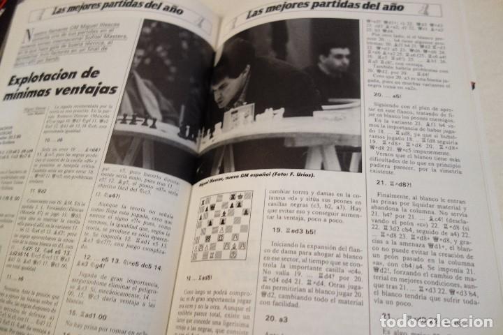 Coleccionismo deportivo: ESCACS. AJEDREZ.CHESS. REVISTA INTERNACIONAL DE AJEDREZ Nº 9 JUNIO 1988 - Foto 5 - 173592322