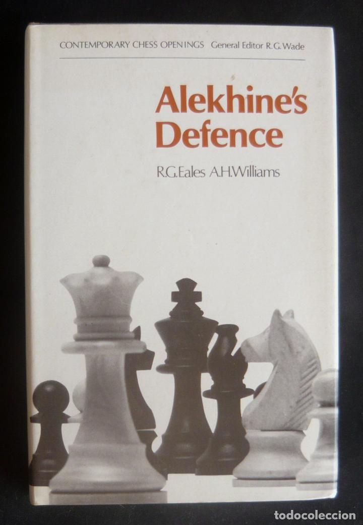 Usado, Ajedrez - Alekhine's Defence - R. G. Eales / A. H. Williams - Chess - B. T. Batsford segunda mano