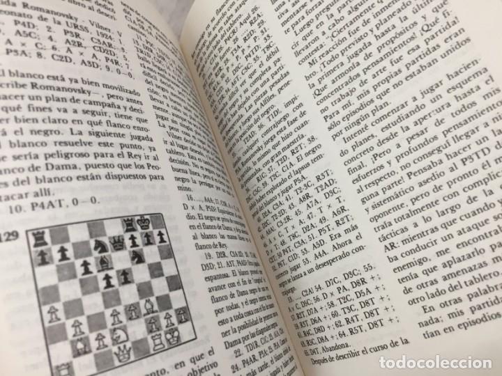 Coleccionismo deportivo: PIENSE COMO UN GRAN MAESTRO. ALEXANDER KOTOV 1979 - Foto 4 - 173983479
