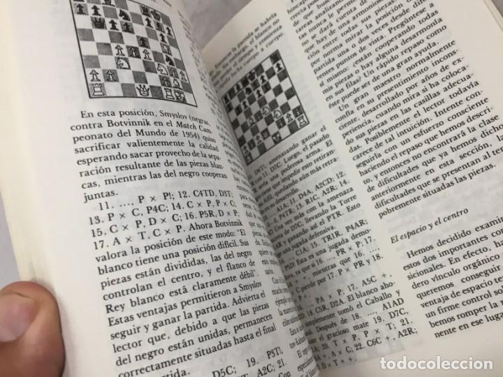 Coleccionismo deportivo: PIENSE COMO UN GRAN MAESTRO. ALEXANDER KOTOV 1979 - Foto 5 - 173983479