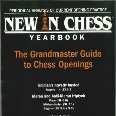 Coleccionismo deportivo: AJEDREZ. NEW IN CHESS YEARBOOK 46 (CARTONÉ). Lote 174061617