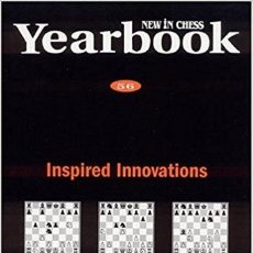 Coleccionismo deportivo: AJEDREZ. NEW IN CHESS YEARBOOK 56. INSPIRES INNOVATIONS (CARTONÉ) OFERTA!!!. Lote 174108737