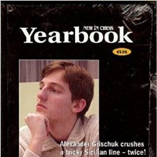 Coleccionismo deportivo: AJEDREZ. NEW IN CHESS YEARBOOK 68. GRISCHUK CRUSHES A TRICKY SICILIAN LINE - TWICE OFERTA!!!. Lote 174175624