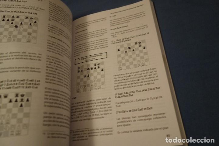 Coleccionismo deportivo: SECRETOS DE LA ESTRATEGIA DE LA ESCUELA SOVIÉTICA DE AJEDREZ. ALEXÉI SUETIN - Foto 2 - 174194834