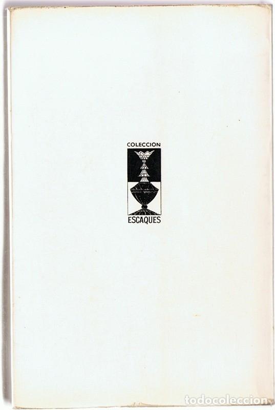Coleccionismo deportivo: TÁCTICA MODERNA EN AJEDREZ TOMO II LUDEK PACHMAN - Foto 4 - 175130624