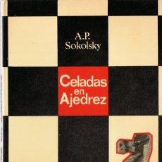 Colecionismo desportivo: CELADAS EN AJEDREZ A.P. SOKOLSKY . Lote 175130888
