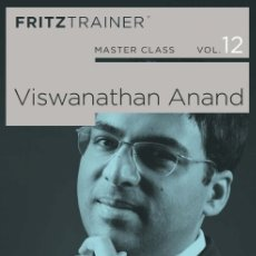 Coleccionismo deportivo: AJEDREZ. CHESS. MASTER CLASS VOL. 12. VISWANATHAN ANAND DVD. Lote 175408889