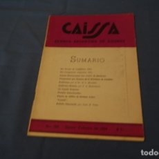 Coleccionismo deportivo: AJEDREZ .CHESS.REVISTA CAISSA. NÚM 158 . ENERO - FEBRERO DE 1954.. Lote 178988121