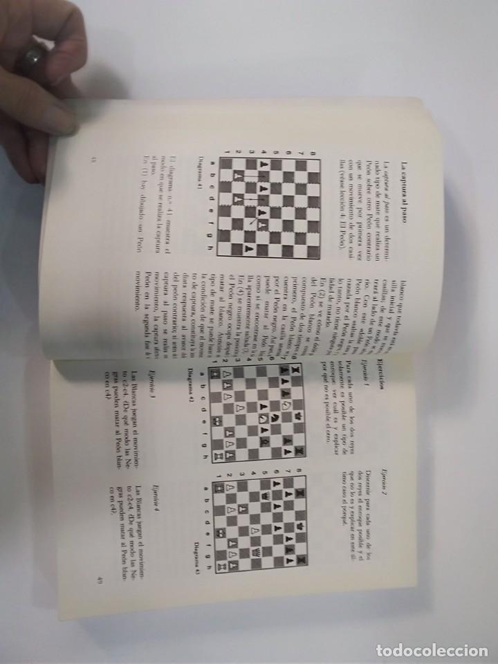 Coleccionismo deportivo: MANUAL COMPLETO DEL AJEDREZ - MARCO IUDICELLO - EDITORIAL DE VECCHI - Foto 5 - 181849863