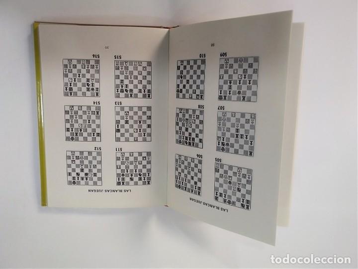 Coleccionismo deportivo: 1001 SACRIFICIOS Y COMBINACIONES BRILLANTES - FRED REINFELD - BRUGUERA AJEDREZ - Foto 5 - 181851595