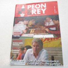 Coleccionismo deportivo: PEÓN DE REY Nº 59. Lote 182413175