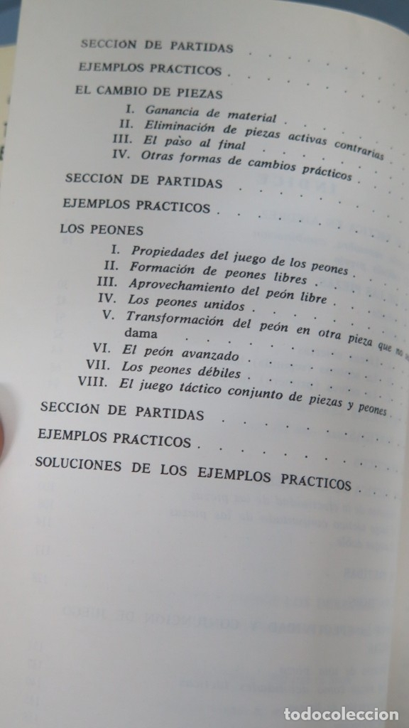 Coleccionismo deportivo: TÁCTICA MODERNA EN AJEDREZ. LUDEK PACHMAN - Foto 3 - 182982202