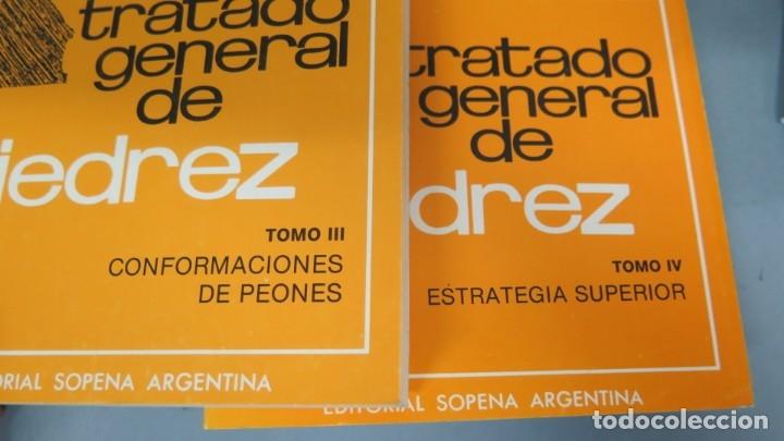 Coleccionismo deportivo: TRATADO GENERAL DE AJEDREZ. ROBERTO G. GRAU. 4 TOMOS - Foto 3 - 182982643