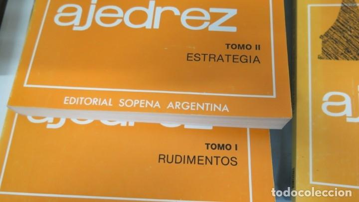 Coleccionismo deportivo: TRATADO GENERAL DE AJEDREZ. ROBERTO G. GRAU. 4 TOMOS - Foto 4 - 182982643
