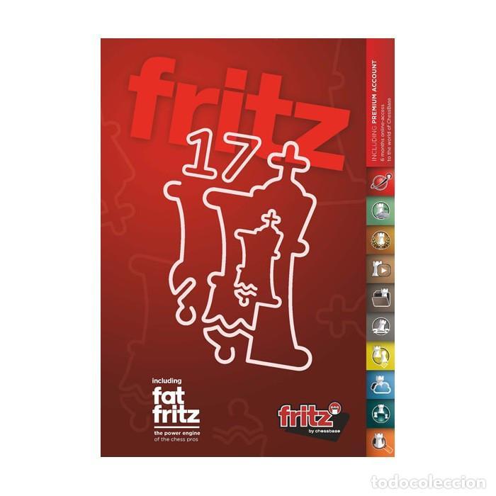 AJEDREZ. CHESS. ESCACS. FRITZ 17 VERSIÓN ESPAÑOLA DVD (Coleccionismo Deportivo - Libros de Ajedrez)
