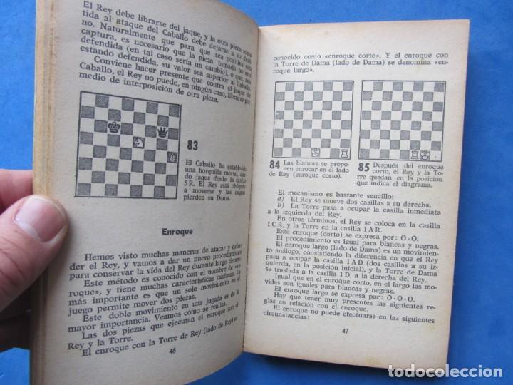 Coleccionismo deportivo: Primer libro de ajedrez. I.A. Horowitz y Fred Reinfeld. Editorial Bruguera 1974 - Foto 4 - 183996476