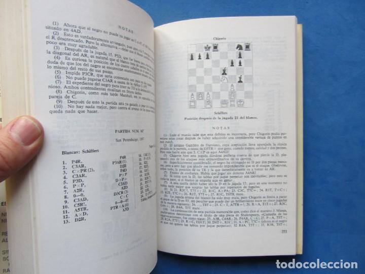 Coleccionismo deportivo: La edad de oro del ajedrez. Juan Fernandez Rua. Editorial Ricardo Aguilera Madrid 1973 - Foto 4 - 183997135