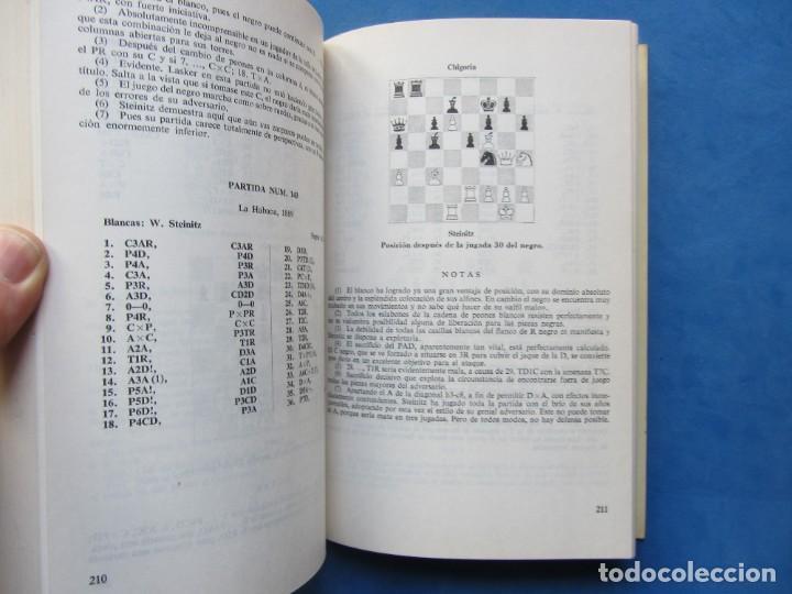 Coleccionismo deportivo: La edad de oro del ajedrez. Juan Fernandez Rua. Editorial Ricardo Aguilera Madrid 1973 - Foto 5 - 183997135