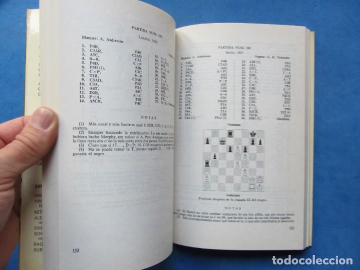 Coleccionismo deportivo: La edad de oro del ajedrez. Juan Fernandez Rua. Editorial Ricardo Aguilera Madrid 1973 - Foto 6 - 183997135