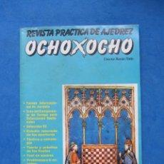 Coleccionismo deportivo: REVISTA PRACTICA DE AJEDREZ OCHOXOCHO. NUM. 18 1981. Lote 183998388