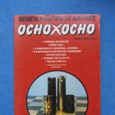 Coleccionismo deportivo: REVISTA PRACTICA DE AJEDREZ OCHOXOCHO. NUM. 20 1981. Lote 183998486