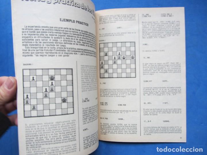 Coleccionismo deportivo: Revista practica de Ajedrez OchoXOcho. Num. 20 1981 - Foto 2 - 183998486