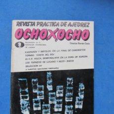 Coleccionismo deportivo: REVISTA PRACTICA DE AJEDREZ OCHOXOCHO. NUM. 26 1981. Lote 183998667