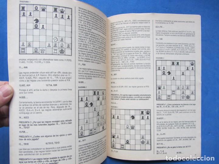Coleccionismo deportivo: Revista practica de Ajedrez OchoXOcho. Num. 26 1981 - Foto 2 - 183998667