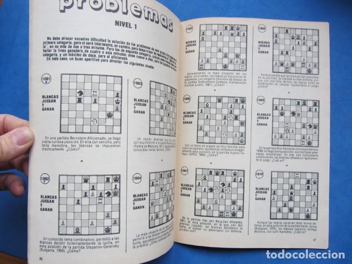 Coleccionismo deportivo: Revista practica de Ajedrez OchoXOcho. Num. 19 1981 - Foto 2 - 183998713
