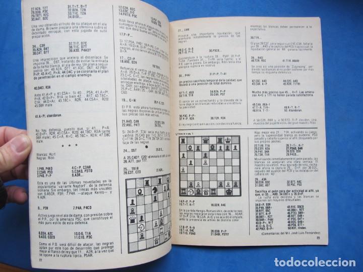 Coleccionismo deportivo: Revista practica de Ajedrez OchoXOcho. Num. 19 1981 - Foto 3 - 183998713
