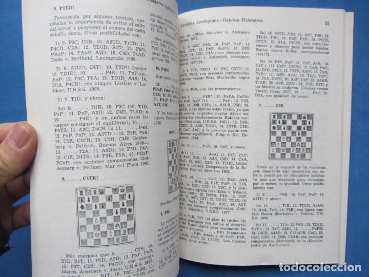 Coleccionismo deportivo: Revista española de Ajedrez Jaque. Cuadernos Teoricos 76. Octubre 1980 - Foto 2 - 183999931