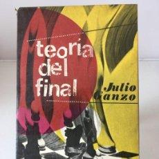Coleccionismo deportivo: AJEDREZ. CHESS. LIBRO AJEDREZ TEORÍA DEL FINAL - JULIO GANZO 1973. Lote 184191721