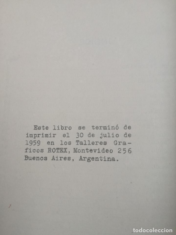 Coleccionismo deportivo: XXVI CAMPEONATO DE AJEDREZ DE LA URSS TIBILISI 1959 - BIBLIOTECA ARGENTINA DE AJEDREZ - Foto 6 - 184709198