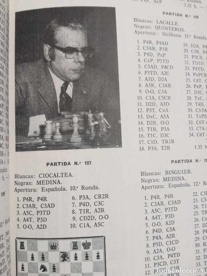 Coleccionismo deportivo: XIV TORNEO INTERNACIONAL DE AJEDREZ COSTA DEL SOL MALAGA 1961 - 1974 - Foto 6 - 184709273