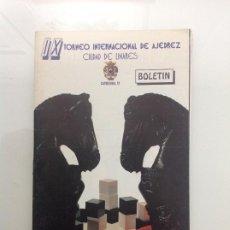 Coleccionismo deportivo: LIBRO SOBRE TÁCTICA DE AJEDREZ. Lote 189426790