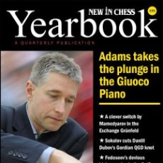Coleccionismo deportivo: AJEDREZ. NEW IN CHESS YEARBOOK 133 - THE NIC EDITORIAL TEAM (CARTONÉ). Lote 191114222